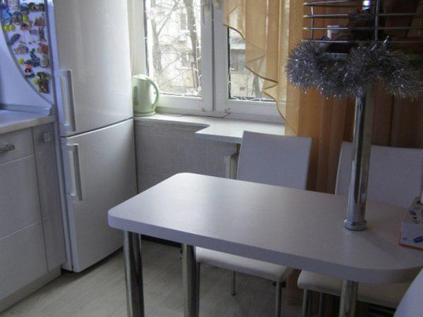 Стол барная стойка для маленькой кухни