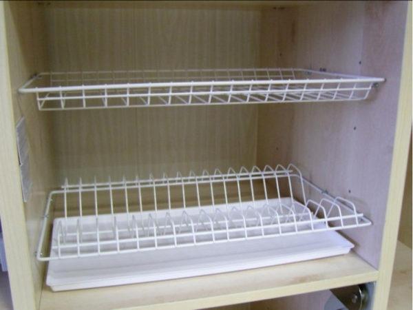 Сушилка для посуды в шкаф