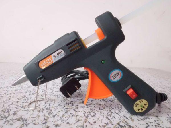 Термопистолет (клеевой пистолет)