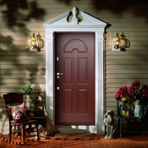 Входные металлические двери Gerda