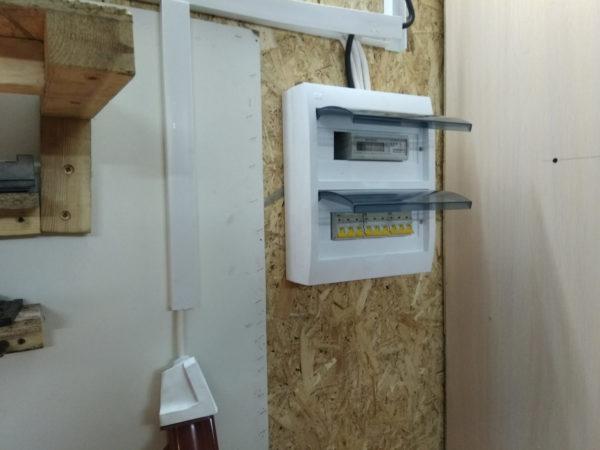Проводка в квартире должна соответствовать мощности потребления всех имеющихся приборов