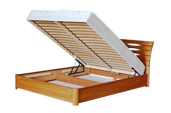 Кровать с подъёмным механизмом своими руками