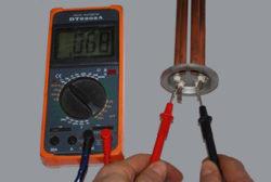 Дополнительная проверка работоспособности и установка нагревателя