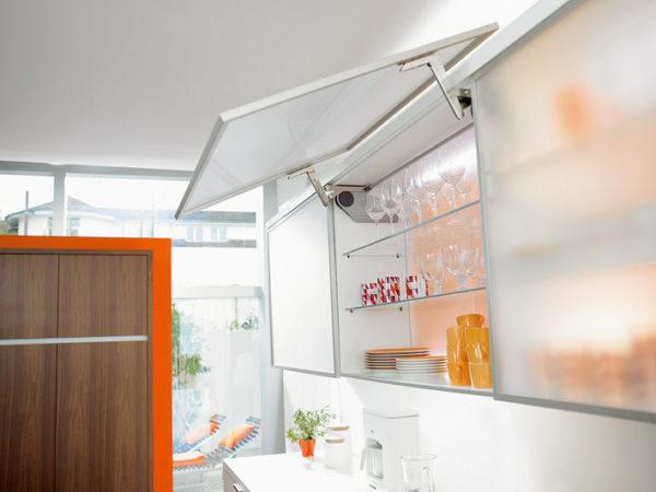 Подъемный механизм для кухонных фасадов