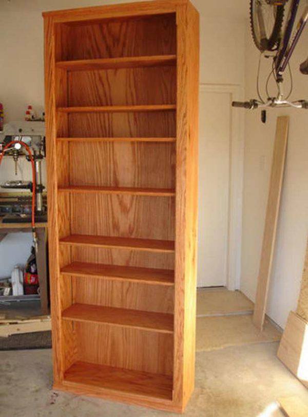 Собранный шкаф