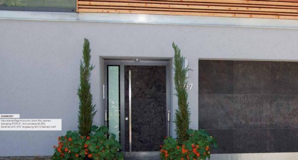 Австрийские входные металлические двери