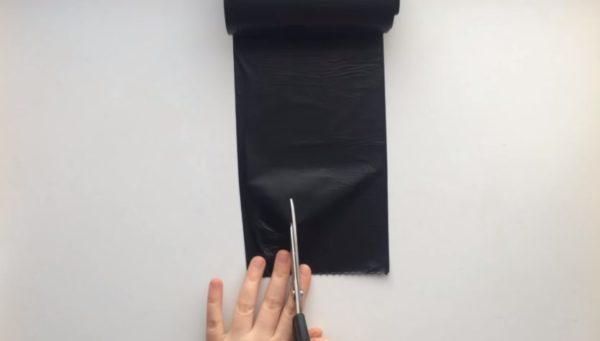 Разрезание пакетов на полосы