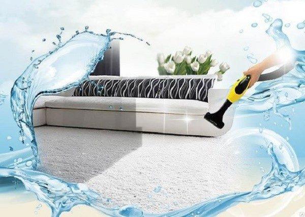 Средство для чистки диванов