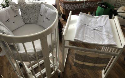 Вариант 2: столик для пеленания