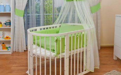 Вариант 3: стандартная кровать до3-х лет