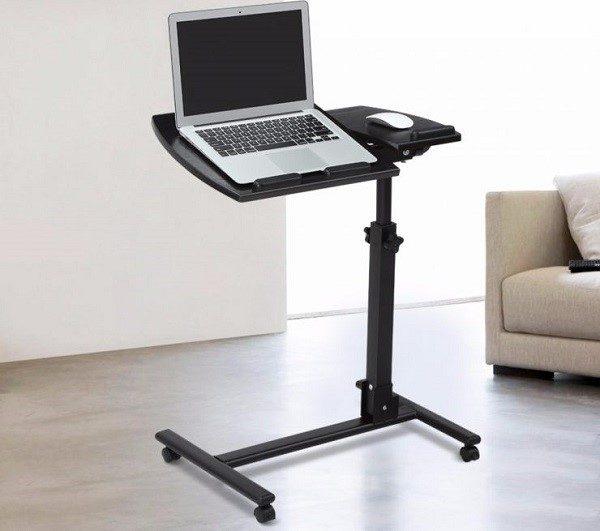 Столик, у которого опара регулируетсяи с наклонной столешницей очень удобен в эксплуатации