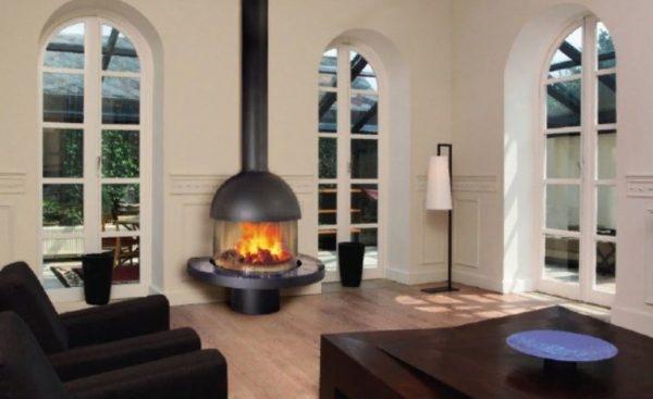 Газовый камин для квартиры – это безопасное в эксплуатации устройство, которое имеет массу достоинств и недорого обходится по содержанию