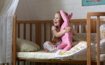 Вариант 6: кроватка для подросшего ребенка