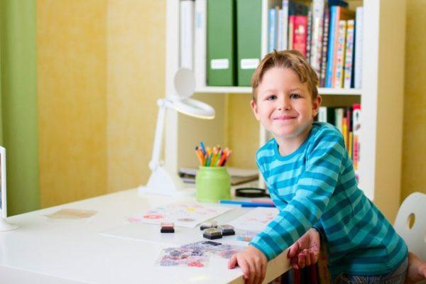 Растущая мебель идеальна для мальчика