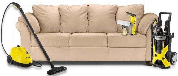 Конечно, диванные подушки довольно часто имеют съемную обивку, и ее можно снять и постирать, однако, далеко не всегда получается так сделать и приходится прибегать к помощи сторонних средств