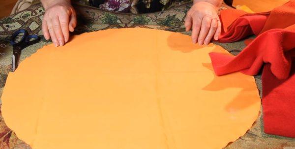 Основа для коврика