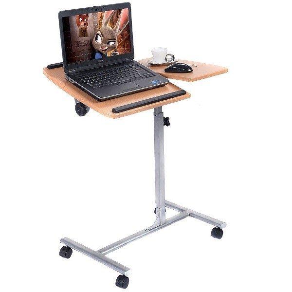 Мебель на колесиках легко передвигать с места на место