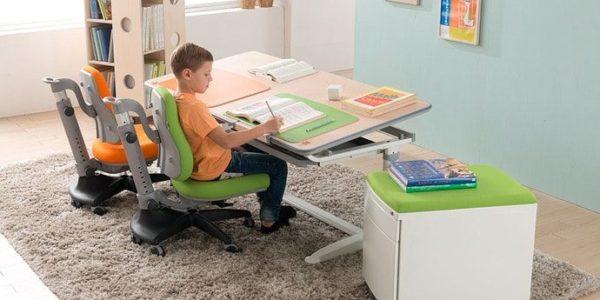 Рабочее место должно соответствовать росту ребенка