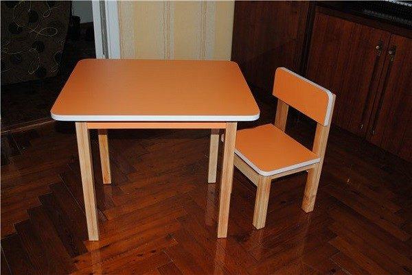 Интересующая нас методика изготовления столешниц актуальна и для мебели другого типа