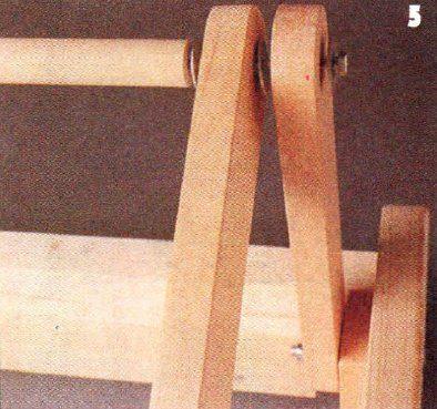 Раскладной механизм-установка