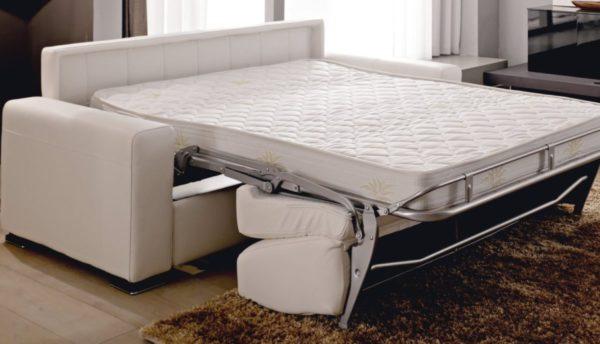 Диван-кровать – это полноценное и функциональное спальное место