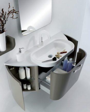 Многофункциональная мебель для ванной