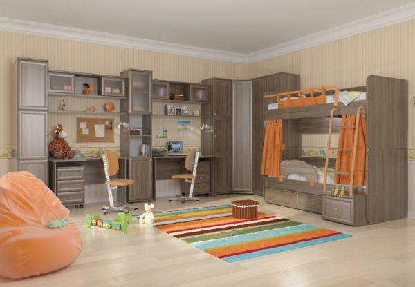 Модульные конструкции могут менять назначение и внешний облик комнаты