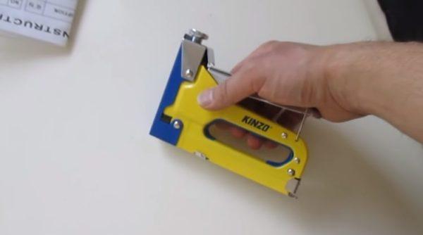 Используемый инструмент