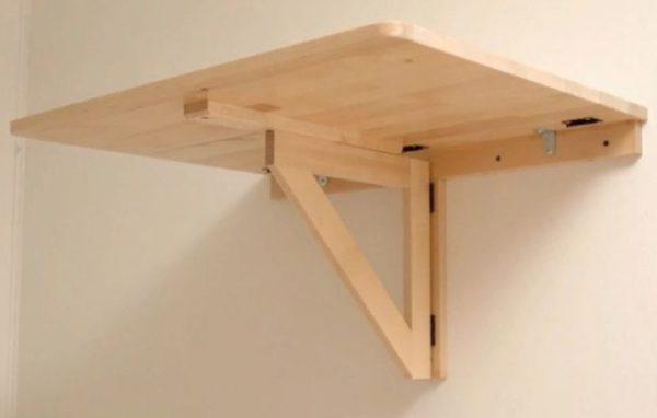 Столик с откидной опорой