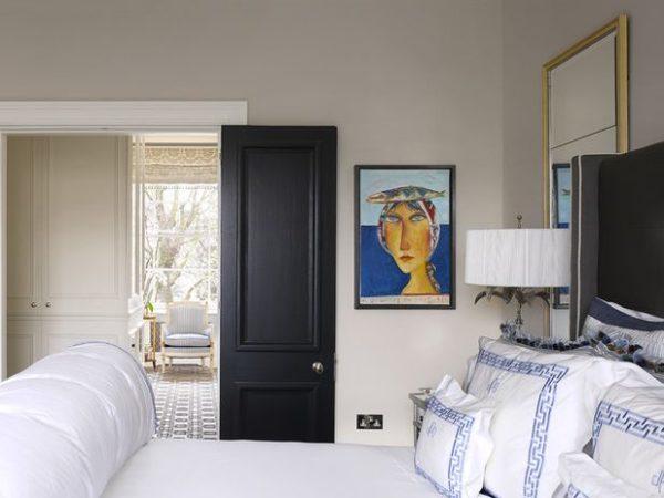 Тесное соседство с дверью негативно отражается на спящем