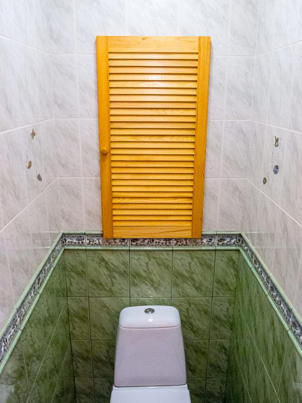 Лакированная дверца