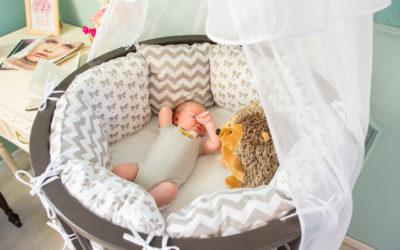 Вариант 1: люлька для младенца