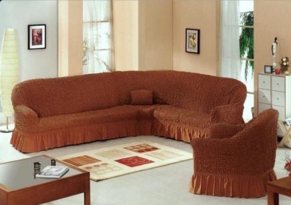 Чехлы (еврочехлы) на мягкую мебель гипоаллергенны