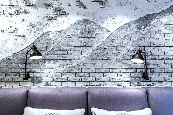 Фотообои кирпичной стены