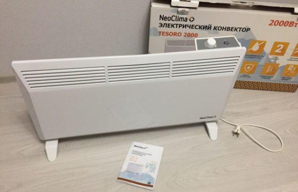 Конвектор Neoclima Tesoro 2000 Вт