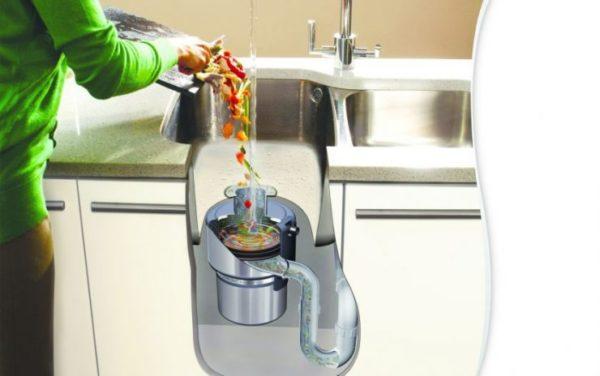 Кухонный диспоузер