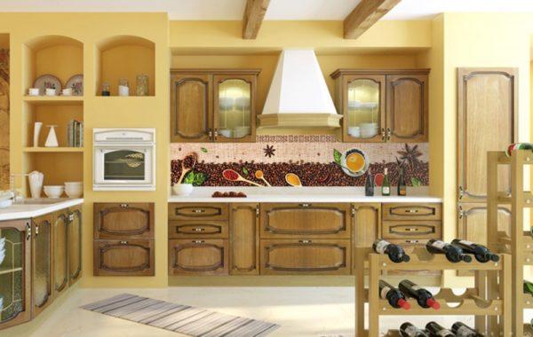 Кухонный фартук должен быть качественным