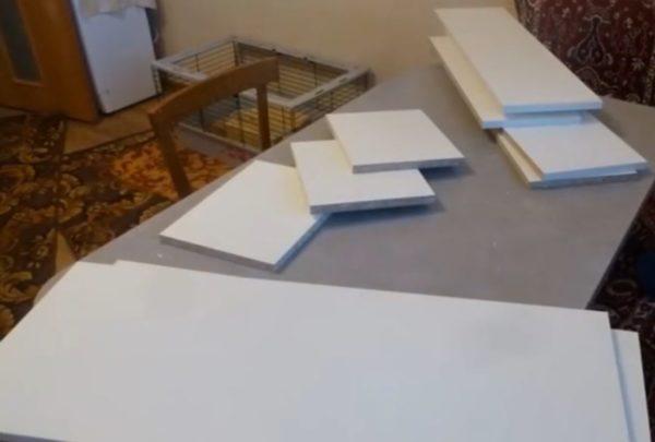 Мебельные панели
