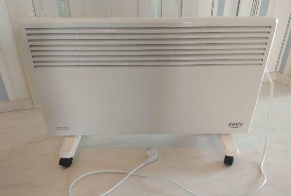Обогреватель электрический (конвектор) Oasis LK-20