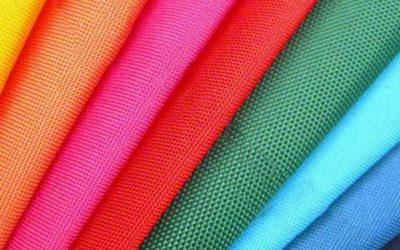 Ткань для составляющих одеяла (ими могут быть пузыри/пуфики или подушки)
