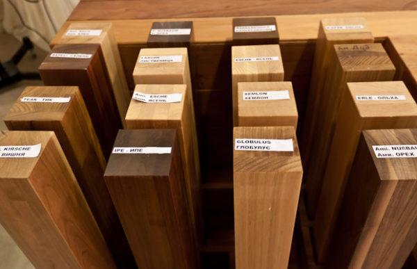 Особенности выбора породы дерева для мебели