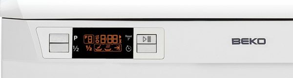 Панель управления посудомоечной машины BEKO DSFN 6530