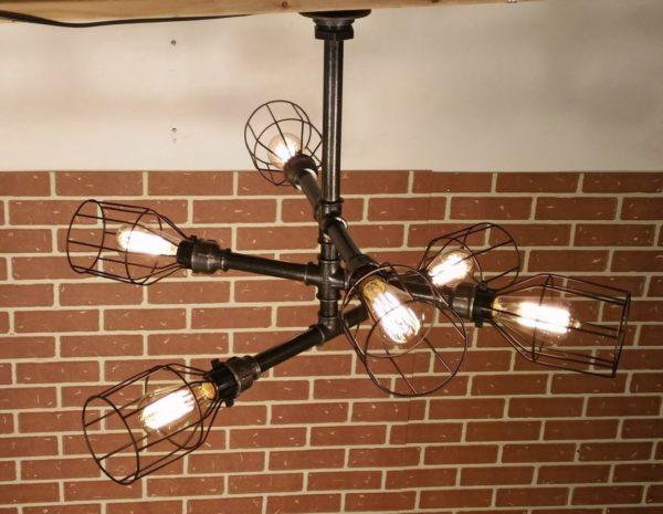 Потолочный светильник-люстра