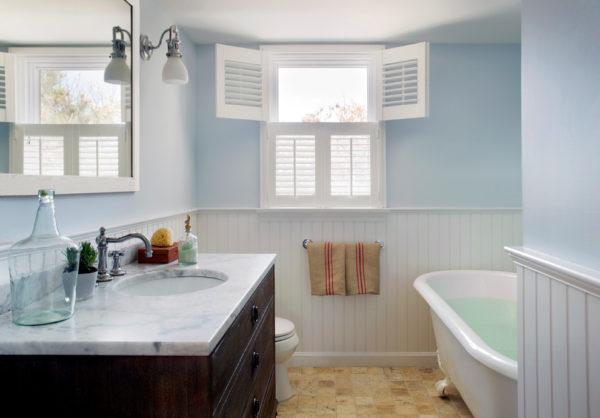 Проветривайте ванную комнату