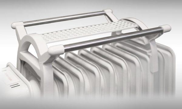 Радиатор с сушилкой – простое и функциональное решение