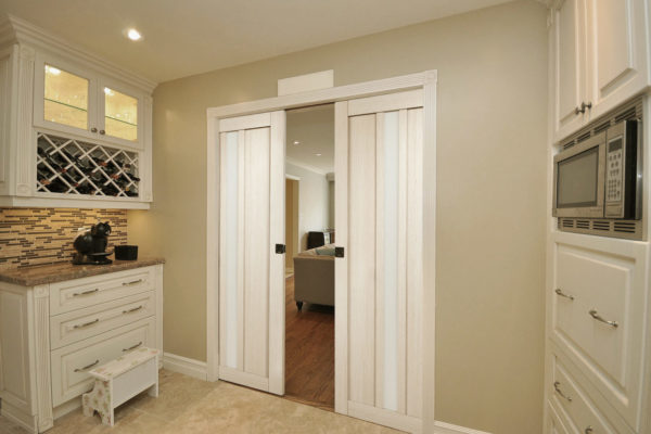 Раздвижные межкомнатные двери не всегда бесшумны