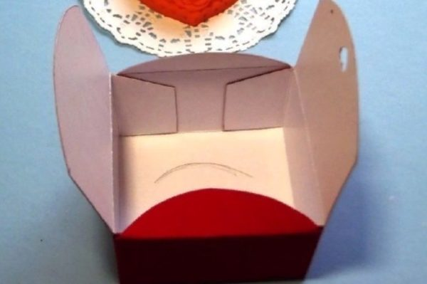 Сборка коробочки