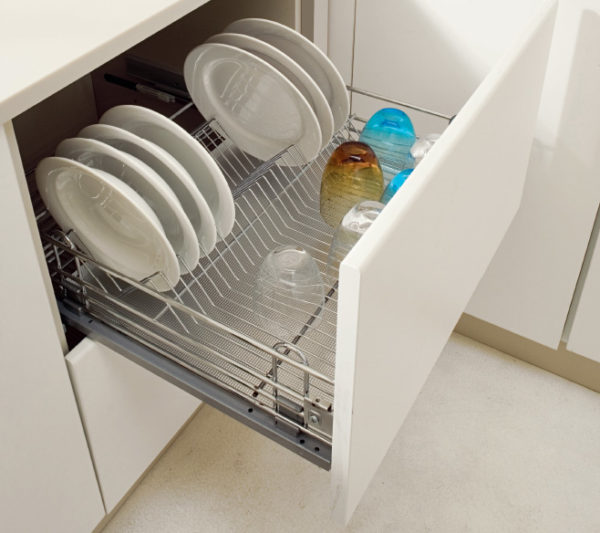 Сушильный шкаф для посуды