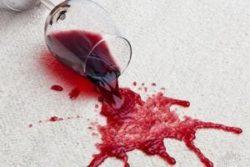 Вино красного цвета