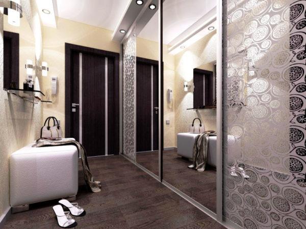 Встроенный шкаф — популярное решение для тех, кто хочет иметь максимально удобную и функциональную мебель